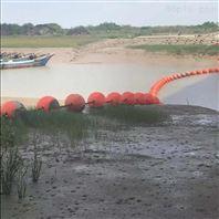水源地攔擋聚乙烯警示浮球