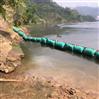 河道清理拦污网垃圾拦截浮筒