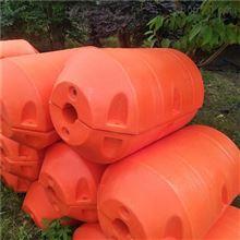 FT600*1000电站用塑料拦污漂浮筒