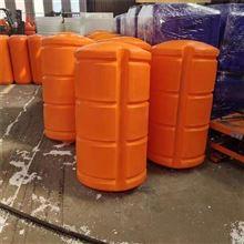 FT600*1000水下垃圾拦截网拦污漂浮筒