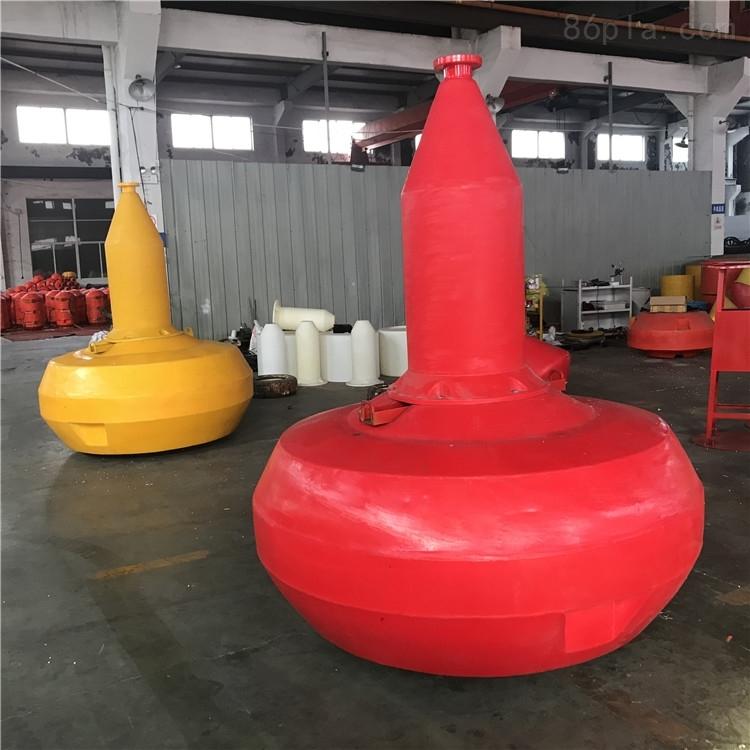 海上聚乙烯环保材质浮标水库拦船浮标型号