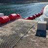 水上引导船只警示浮筒