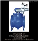 DYQ940F/H/Y电动上装式偏心半球阀