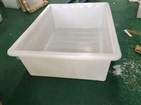 方形塑料水箱450L正方牛筋桶塑料储水箱食品