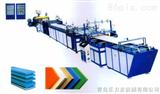 多种型号XPS发泡板板生产线、塑料板材生产线