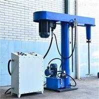 新品促销胶水液压搅拌机 广东液体分散机厂