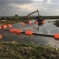 挖泥船清淤管道浮筒浮漂