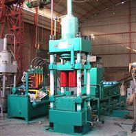 如何决定铁粉压块机生产能力Y