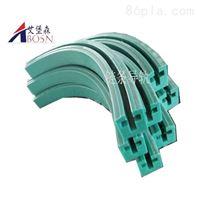 耐磨条 聚乙烯导轨及衬条供应厂家