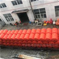 塑料电站拦污浮筒的用途