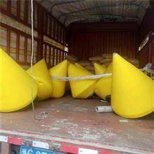 FB700*900高密度航运锥形航道浮标不褪色浮标