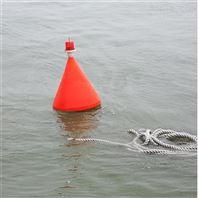 水源实验区塑料浮标