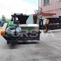广东塑料PE农膜挤压脱水机 LDPE薄膜挤干机