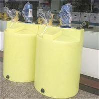 搅拌计量水处理加药桶