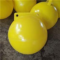 PE聚乙烯水上浮球海上警示浮球