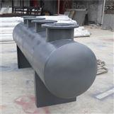 生产自贡冷却水分集水器