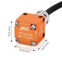 ASCGMBH压阻式加速度计