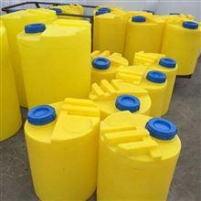 定制PE加药桶水处理加药箱废液储罐