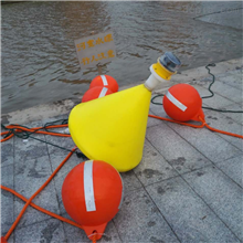 FB700*900塑料浮标水上警示浮标海上航道浮标