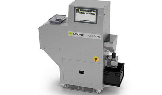 新技术系统可报告365备用网站薄片和再生料的质量