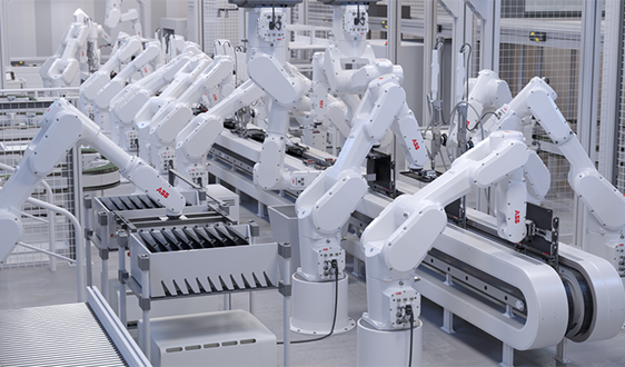 ABB新品发布: IRB 1300机器人更快、更强、更小!